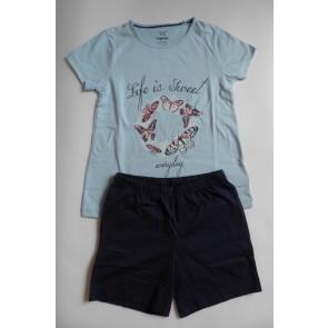 Комплект - футболка,шорты lupilu